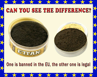 The EU snus ban and Makla