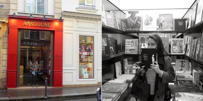 Librerías en Saint-Germain-des-Prés
