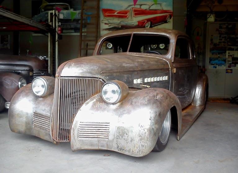 RodCityGarage: 1939 Chevrolet Custom Coupe'