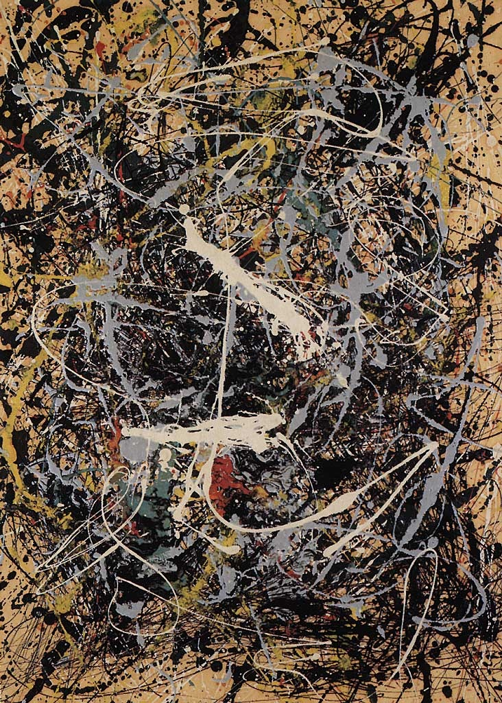 jackson pollock interview On the 60th anniversary of jackson pollock's death, watch 60 minutes' interview with teri horton, who said she bought a genuine pollock for $5.