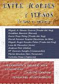 Cartel del encuentro en  Villamartin