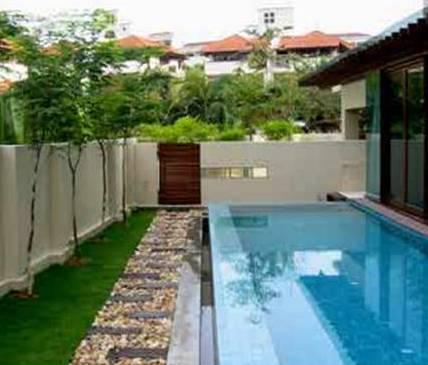 Malaysia home landscape design home design and style for Home and landscape design andover mn