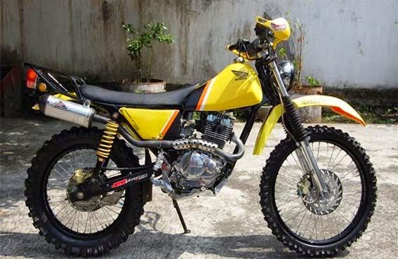 Modifikasi Honda MegaPro