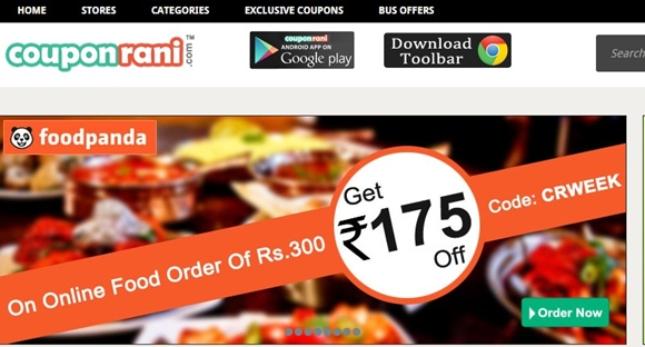 CouponRani Coupon Site