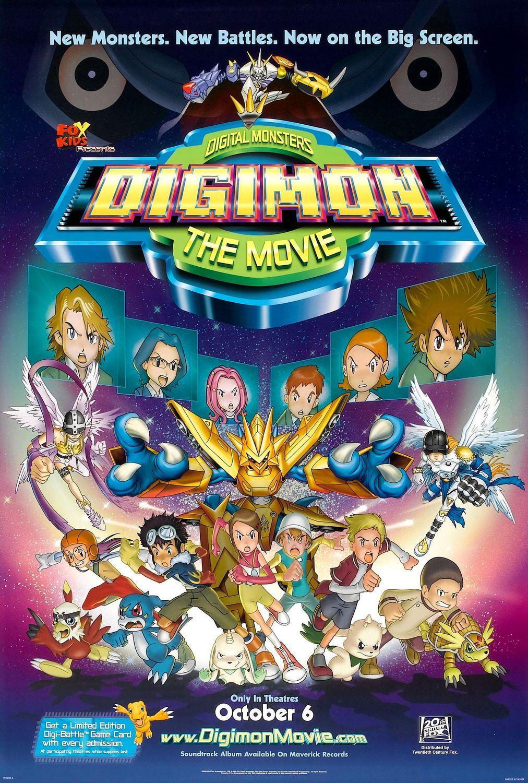 new digimon movie 2018