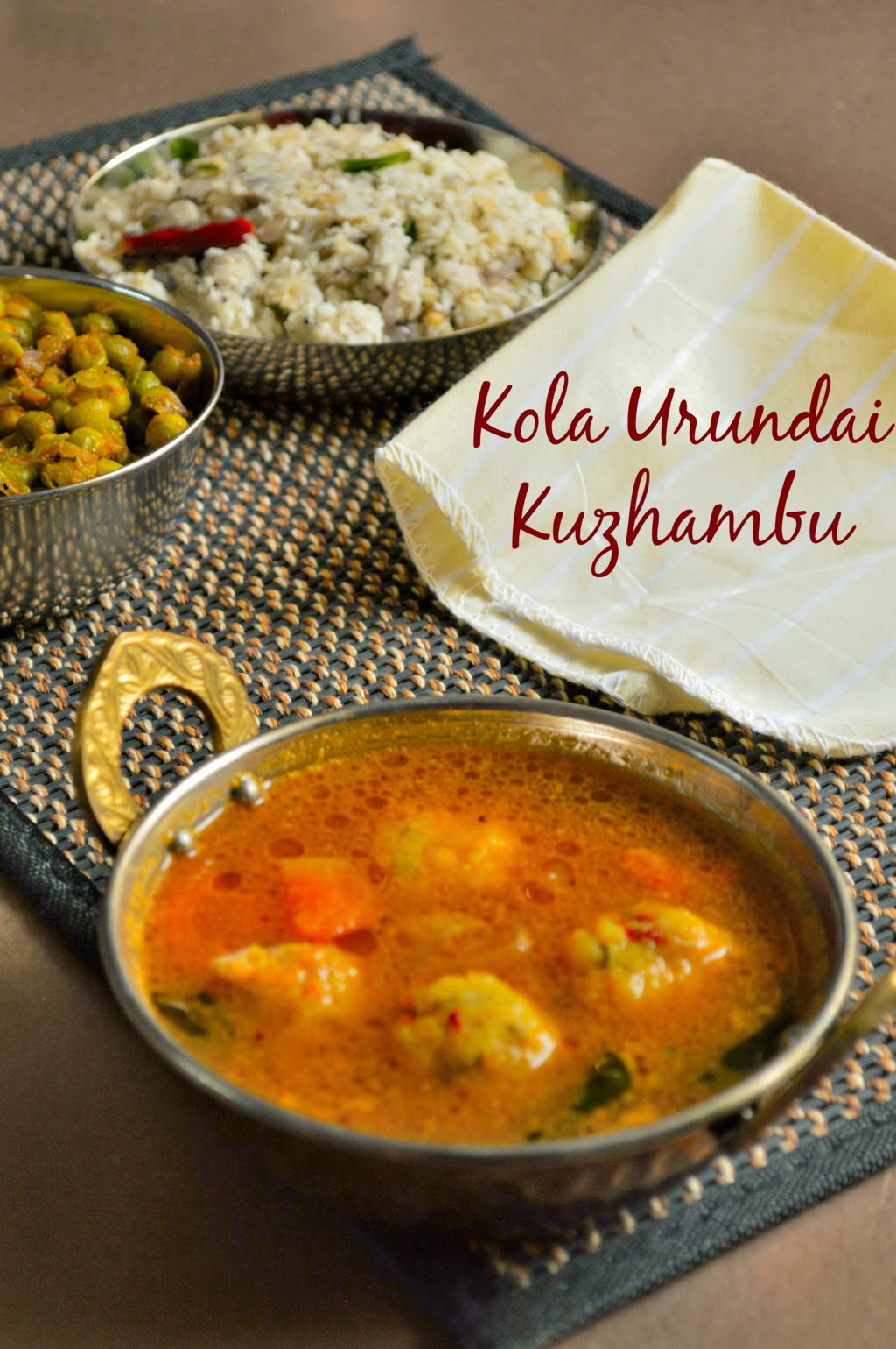 kola urundai kuzhambu, Kuzhambu Recipes, Lunch Curries Recipes, urundai kulambu recipe, how to make urunda kuzhambu recipe, step by step pictures, kola urundai kuzhambu recipe