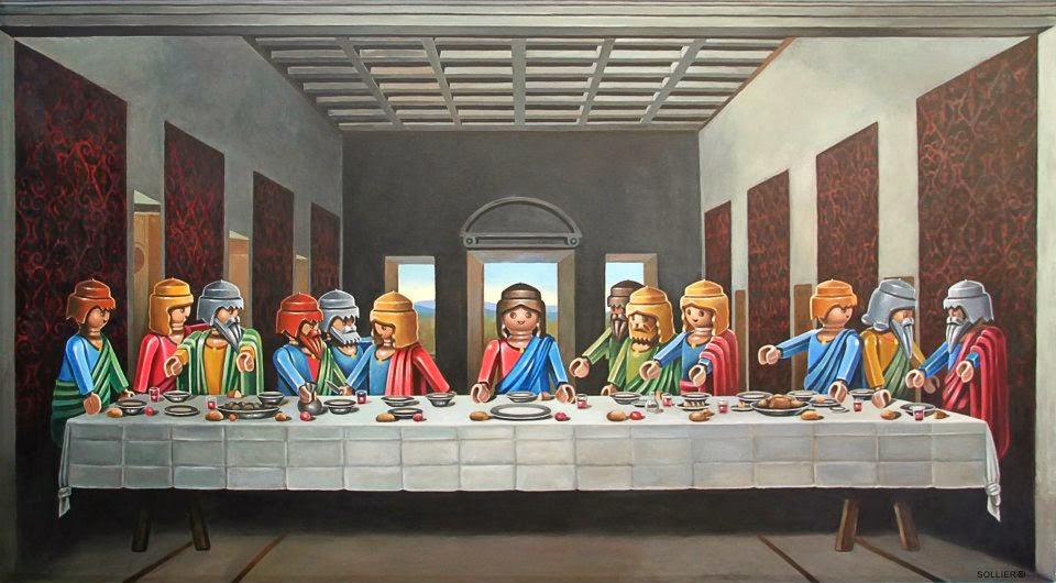 17-The-Last-Supper-Pierre-Adrien-Sollier-Playmobil-www-designstack-co