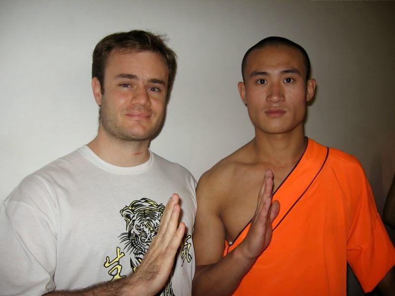 Monge Shaolin