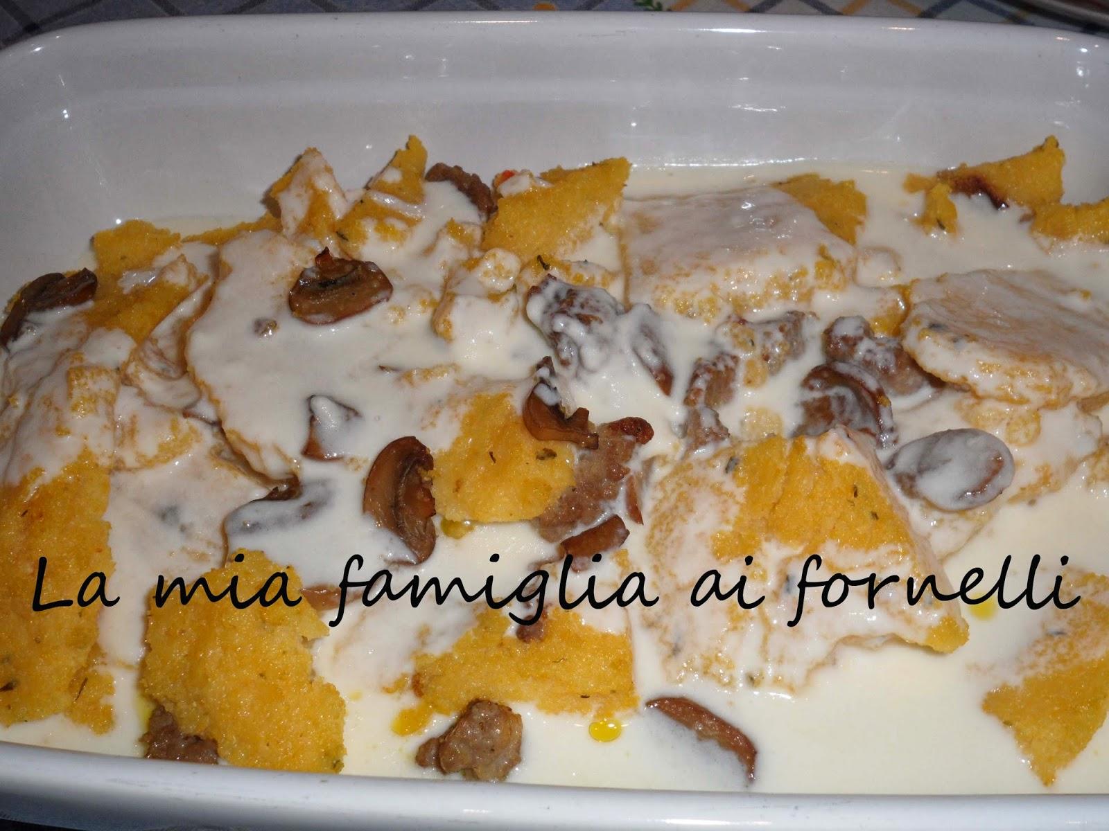Taleggio Polenta Recipes — Dishmaps
