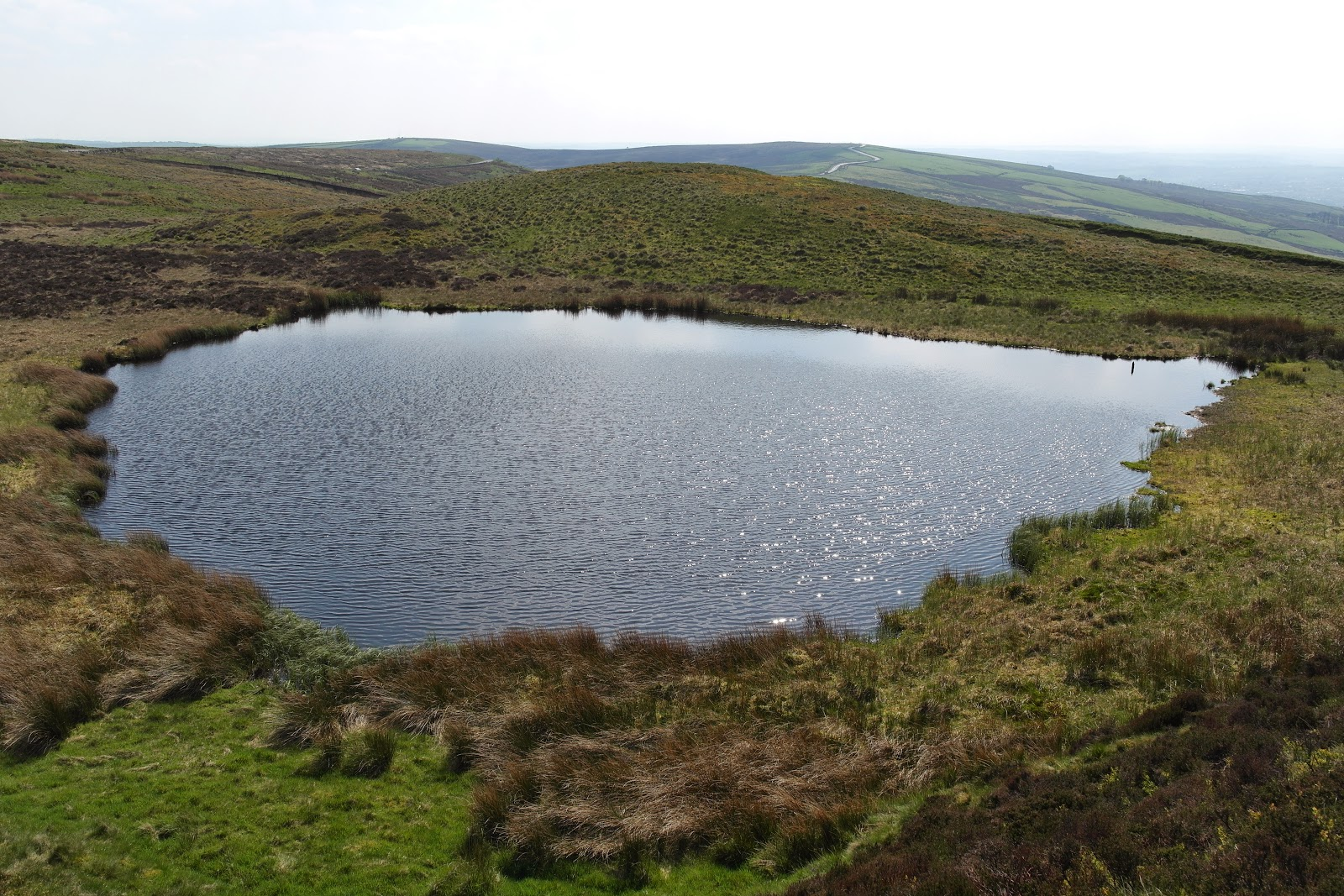 Mermaid's Pool, near Leek, Staffordshire