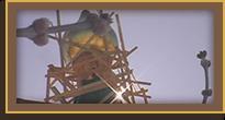К Вербному воскресенью в дзержинске освятили новый храм!