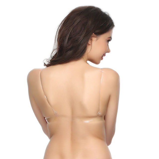 Backless bra converters can transform even your most favorite bra into a backless bra. In case you don't have time to shop for any bras, or you just don't trust buying adhesive bras online without having tried them on this will be your new most prized possession.