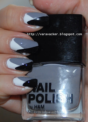 naglar, nails, nagellack, nail polish, blocknaglar, nail art, nail art sunday