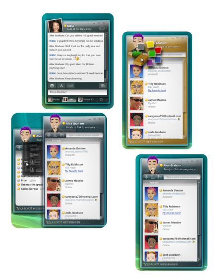Yahoo Messenger 9 Gratis Italiano