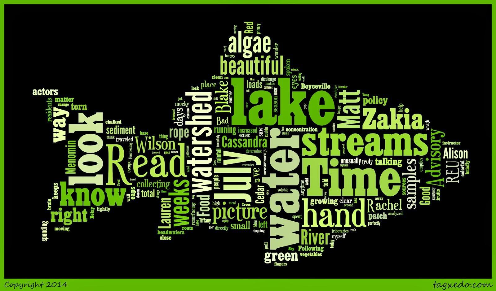Lakes Blog
