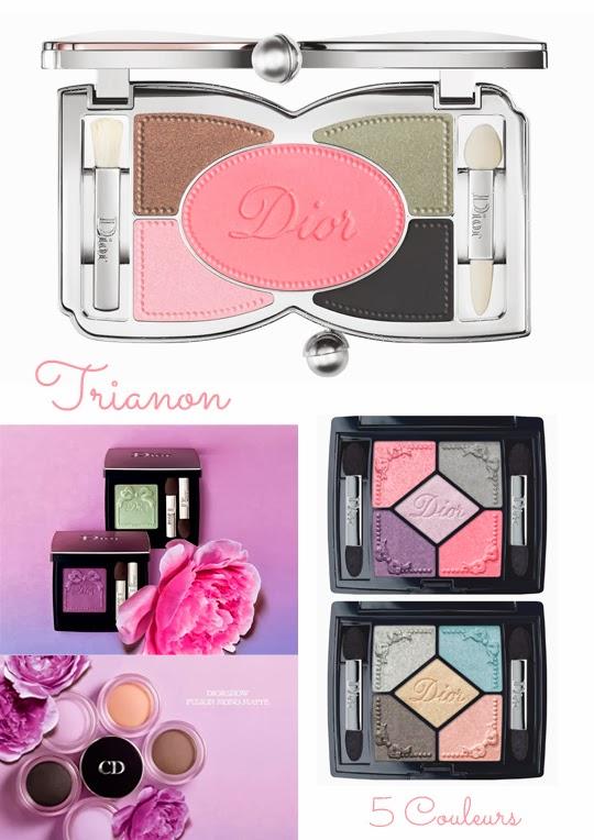 Colección Dior Trianon