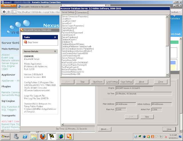 Jbuilder 2008 r2 crack. With Accuracer, NexusDB, ElevateDB and DbISAM host