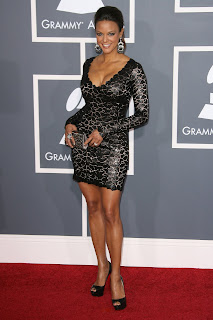 Eva LaRue at the Grammy
