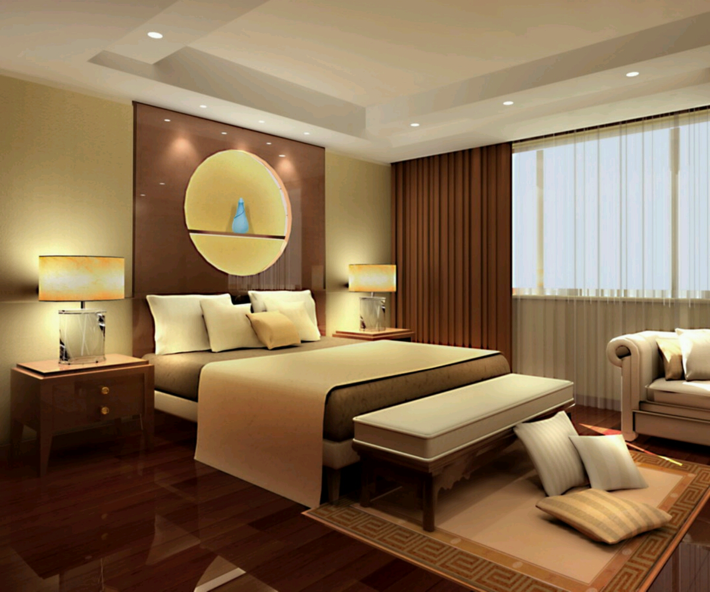 Foundation dezin decor special interiors for Simple interior design for bedroom