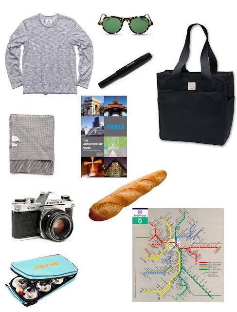 Day In Paris Gear