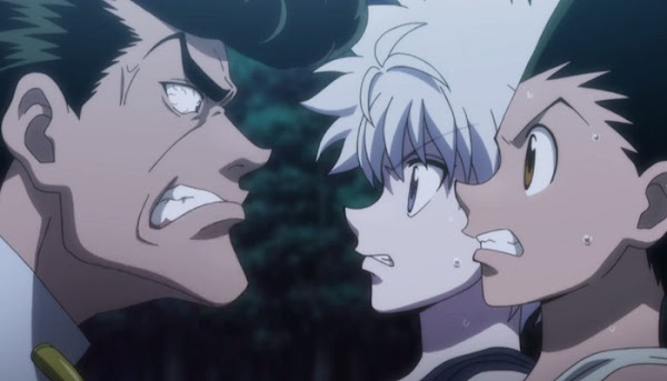 Hunter X Hunter 87 Subtitle Indonesia
