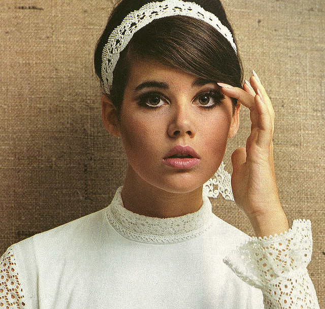 Colleen Corby Face Of A Generation In 1960s Vintage