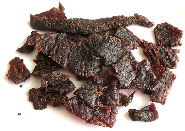 sweet jalapeno beef jerky