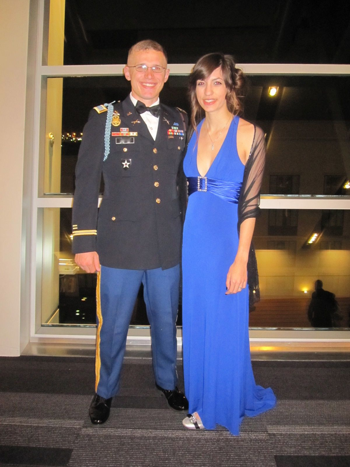 My First Military Ball