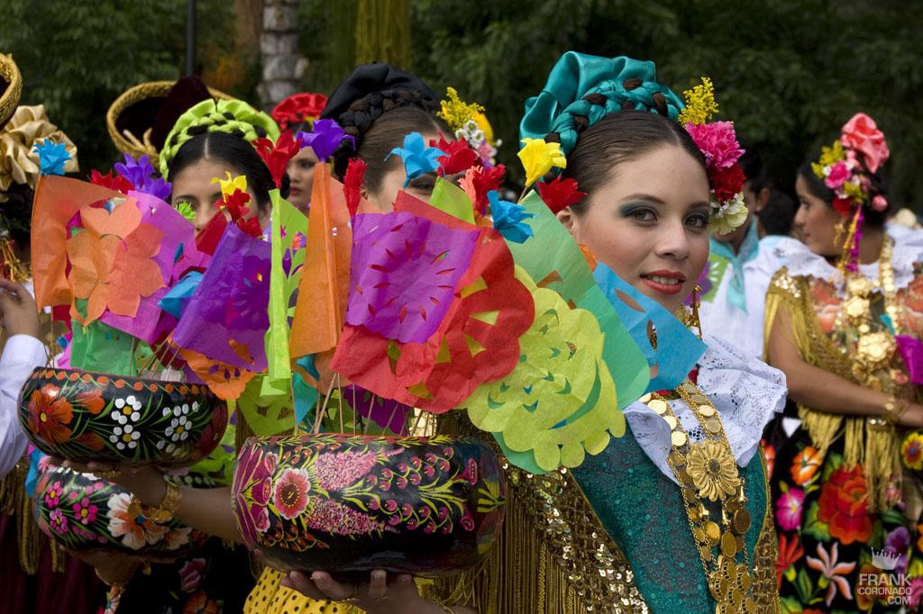 mujer tehuana de ciudad ixtepec