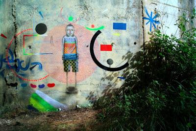 skizofénia - xuan alyfe - mural art
