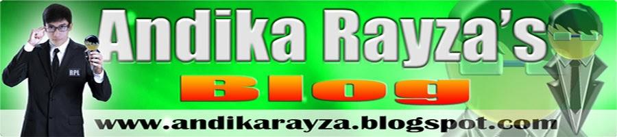 Andika Rayza's Blog