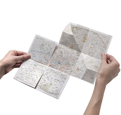 map2 - The Zoomable Map / Design: Anne Stauche / Photography: Lars Brandt Stisen
