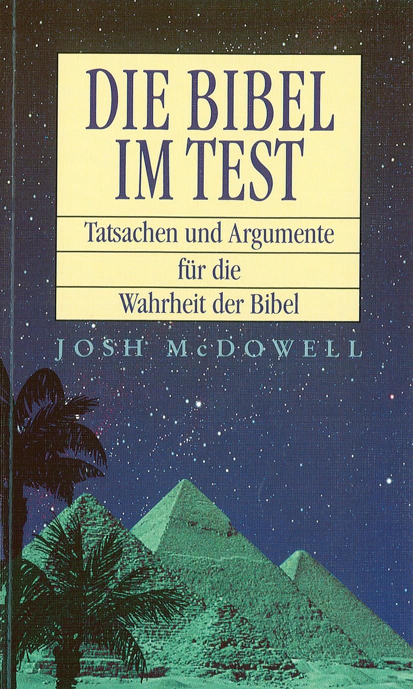 Josh McDowell-Die Bibel Im Test-