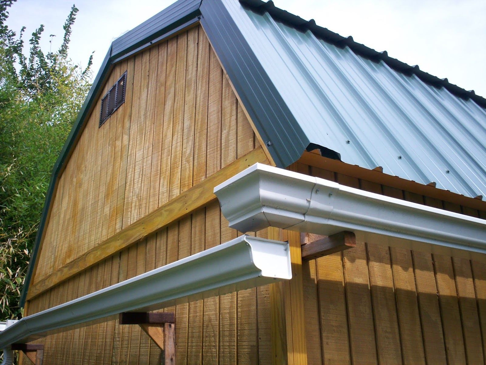 How to install a downspout in a gutter - Awesome Guttering Florida Gutter Downspout With How To Install Gutters