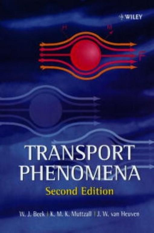 tranport phenomena First published in 1958 under title: notes on transport phenomena.