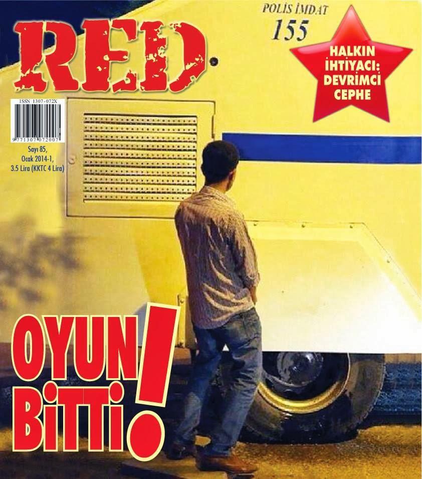 RED DERGİSİ