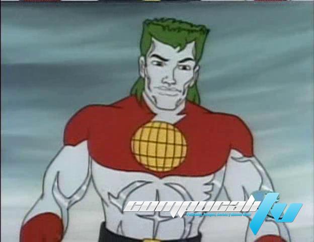 El Capitán Planeta Serie Completa Español Latino