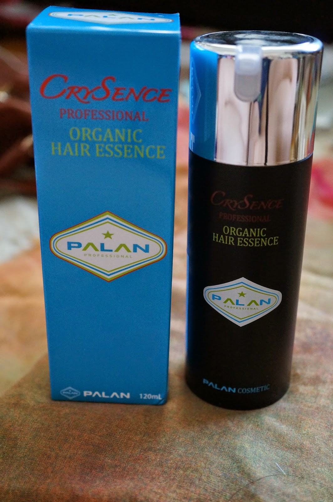 Palan Crysence Organic Essence Memebox 12 Global Unboxing Review