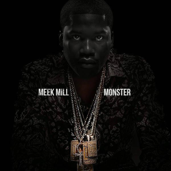 Meek Mill - Monster - Single [Clean] Cover