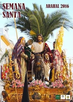 Cartel Semana Santa Arahal 2016