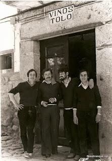 Candelario Salamanca, de vinos por Candelario