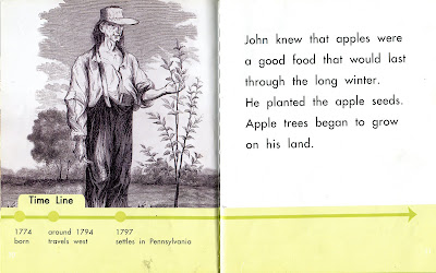 Goodbooksforkids exclusive excerpt from Goodbooksforkids exclusive sample page from JaGoodbooksforkids exclusive sample page from Lola Schaefer's Johnny Appleseedne Kurtz's Johnny Appleseed's Johnny Appleseed