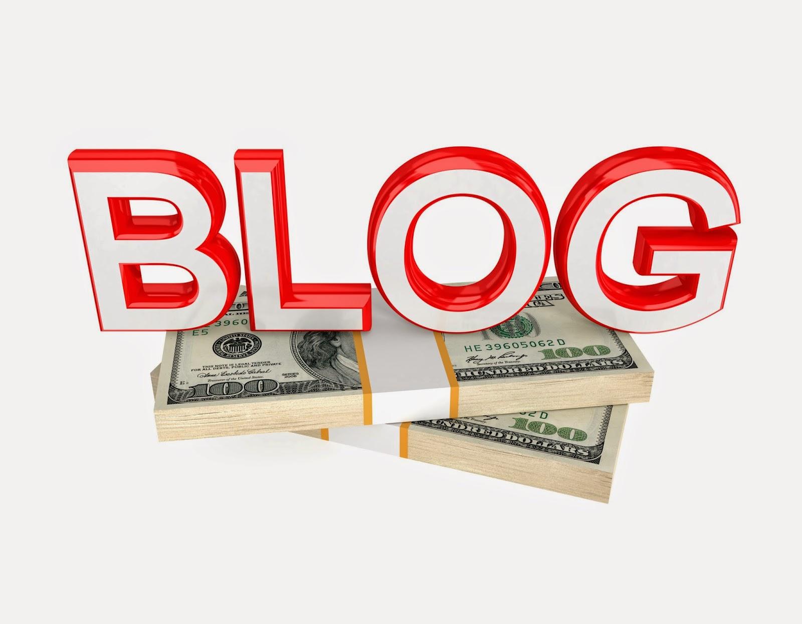 manfaat blog mencari uang