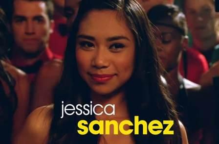 Jessica Sanchez as Frida Romero on Glee Season 4