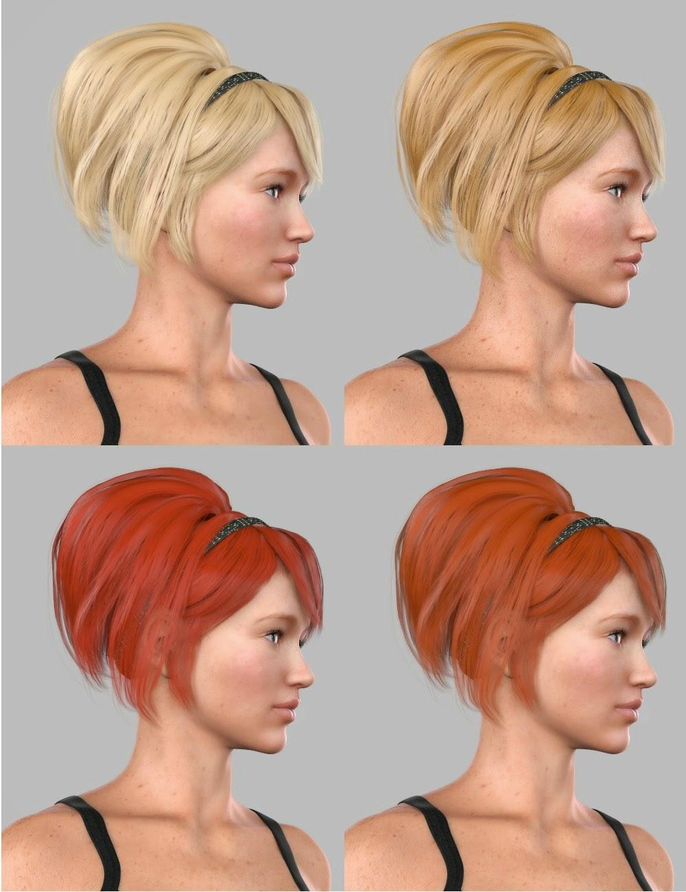Lumina cheveux MAT