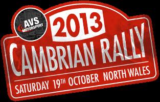 Pauls Imaging Cambrian Rally 2013