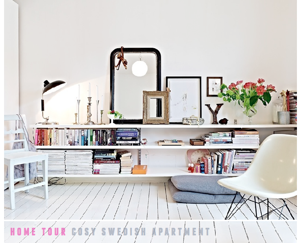 {Home} Cosy 40sqm Swedish Apartment