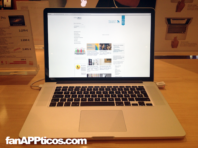 nuevo MacBook Pro Retina Apple  mac