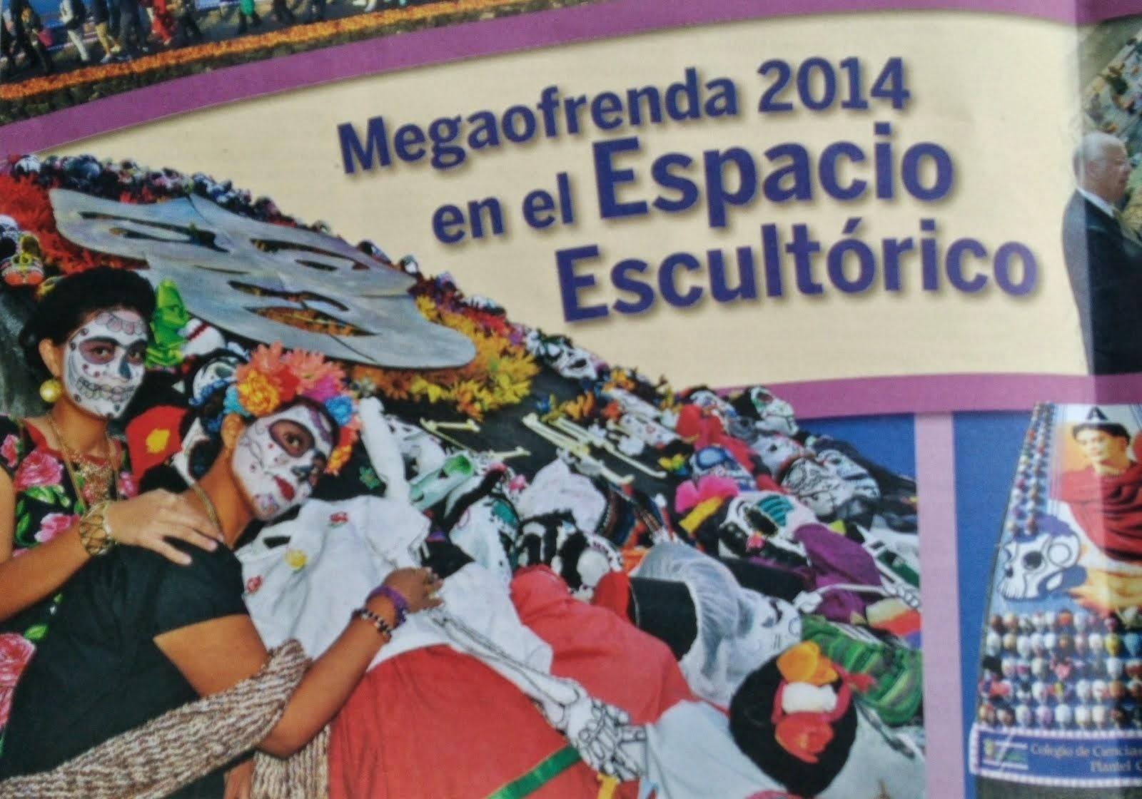 En la Gaceta UNAM del 3 de noviembre
