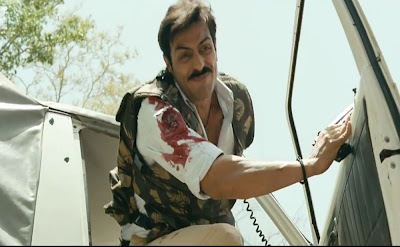 Arjun Rampal as SP Adil Khan, IPS Officer, Chakravyuh (2012), Directed by Prakash Jha